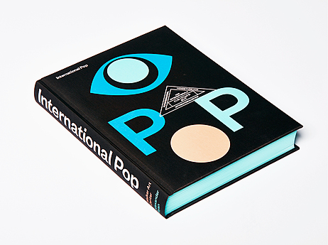 International Pop exhibition catalogue