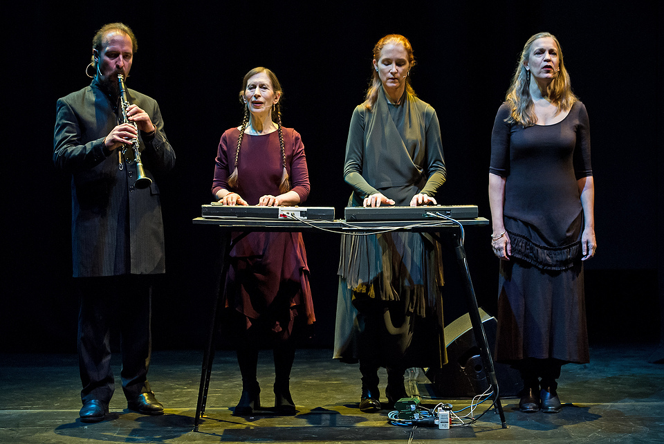 Meredith Monk and Vocal  Ensemble: The Soul's Messenger, Celebrating 50 Years of New Music