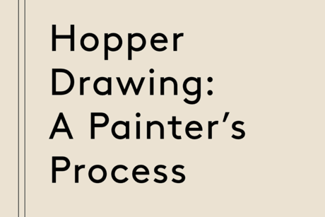 Hopper Drawing: A Painter's Process